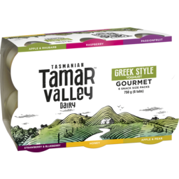 Photo of Tamar Valley Multipack Yoghurt 6 x 125gm