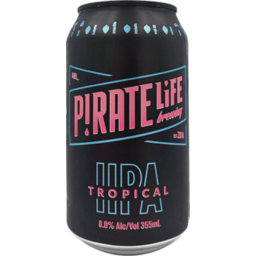 Photo of Pirate Life Tropical Iipa Can