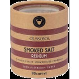 Photo of Olsson's Red Gum Smoked Salt 90g