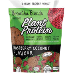 Photo of Botanika Blends Raspberry Coconut 500g