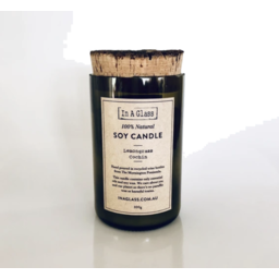 Photo of In A Glass: Soy Candle