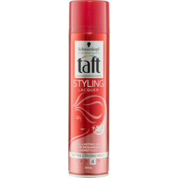Photo of Schwarzkopf Taft Styling Lacquer Extra Strong Hold 200gm