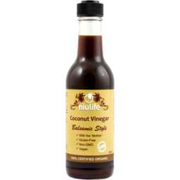 Photo of Niulife - Vinegar - Coconut Balsamic - 250ml