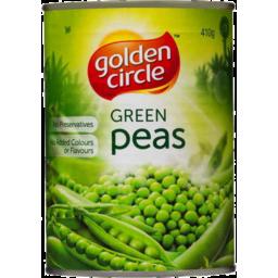 Photo of Golden Circle Peas Green 410gm