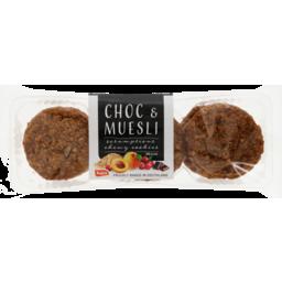 Photo of Kayes Biscuits Chocolate & Muesli 12 Pack