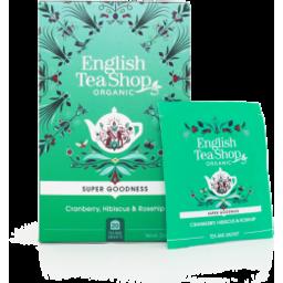 Photo of English Tea Shop - Cranberry, Hibiscus & Rosehip - 20 Bags