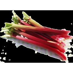 Photo of Organic Rhubarb