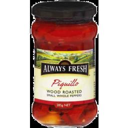 Photo of Always Fresh Piquillo 285gm