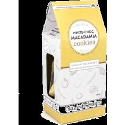 Photo of Organic Times Cookies - White Chocolate & Macadamia