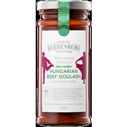 Photo of Beerenberg Sauce Hungarian Beef Goulash 240ml