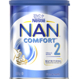 Photo of Nestle Nan Comfort 2 Follow On Infant Formula From 6 Months  800g