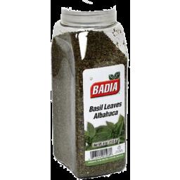 Photo of Badia Basil Leaves