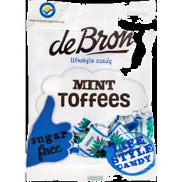 Photo of De Bron Sugar Free Mint Toffees 90gm