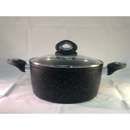 Photo of Casserole Non Stick Marble Coated 28cm - 7.3ltr