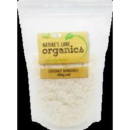 Photo of Nature's Lane Organics Coconut Shredded 300g