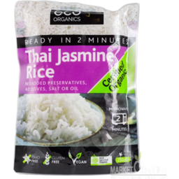 Photo of Eco Organics Thai Jasmine 250g