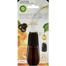 Photo of Air Wick Essential Mist Mandarin And Sweet Orange Refill 20ml