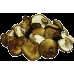 Photo of Mushrooms Shiitake Punnet