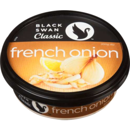 Photo of Black Swan Dip French Onion 200g