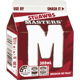 Photo of Masters Strawberry 300ml Carton