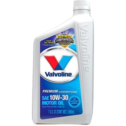 Photo of Valvoline Motor Oil 10w30