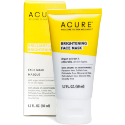 Photo of Acure Face Mask - Brilliantly Brightening