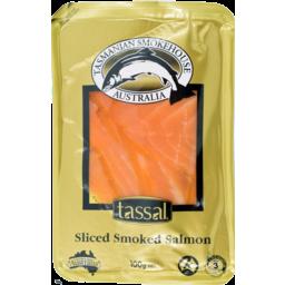 Photo of Tasmanian Smokehouse Sliced Smoked Salmon 100gm