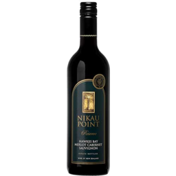 Photo of Nikau Point Reserve Merlot Cabernet 750ml