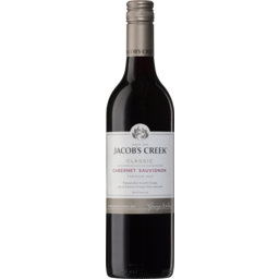 Photo of Jacob's Creek Cabernet Sauvignon