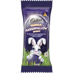 Photo of Cadbury Vanilla Marshmallow Bunny