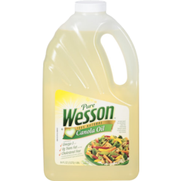 Photo of Wesson Canola Oil