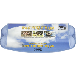 Photo of Margaret River Free Range Eggs X Large 700g