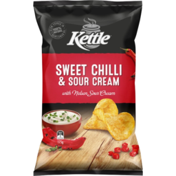 Photo of Kettle Sweet Chilli And Sour Cream 175gm