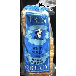 Photo of Highway Bake Bread White 680gm