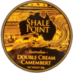 Photo of Shale Point Double Cream Camembert 200g