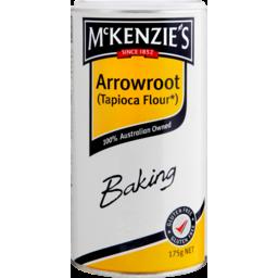 Photo of McKenzie's Arrowroot 175gm