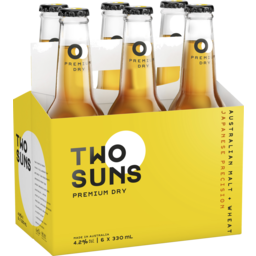 Photo of Two Suns Premium Dry Stubbies