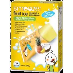 Photo of Smooze Coconut & Pineapple 552g