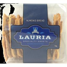 Photo of Lauria Almond Bread 150g