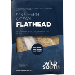 Photo of Wild South Flathead Fillets 280g