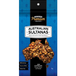 Photo of A/Premium Sultanas 1kg