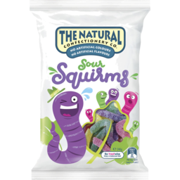 Photo of The Natural Confectionery Co Squirms 240g 240g