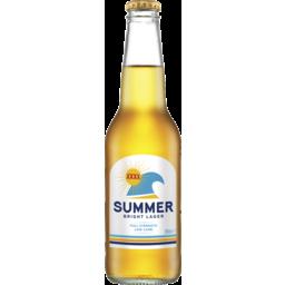 Photo of Xxxx Summer Bright Lager 330ml Bottle Spritz