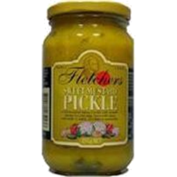 Photo of Fletchers Mustard Pickle 395gm