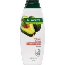 Photo of Palmolive Naturals Vibrant Colour Avocado Conditioner For Colour Treated Hair 350ml