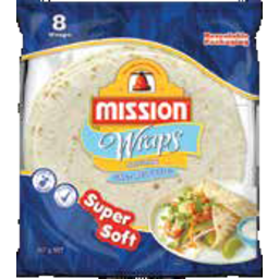 Photo of Mission Wrap Reduced Sodium 567gm