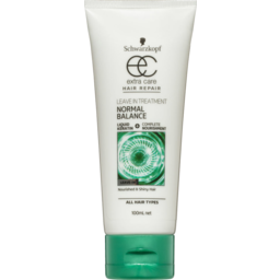 Photo of Schwarzkopf Extra Care Normal Balance Leave In Treatment 100ml