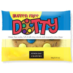 Photo of Byron Bay Gluten Free Dotty Cookie 60g