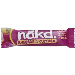 Photo of Nakd Gluten Free Rhubarb Orange Bar 35g