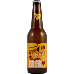 Photo of Spreyton Ginger Beer Non-Alc 330ml